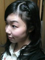 今井仁美 公式ブログ/編み込み 画像1
