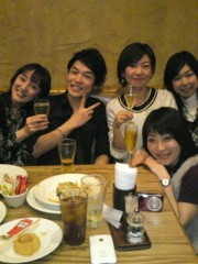 今井仁美 公式ブログ/忘年会☆ 画像1