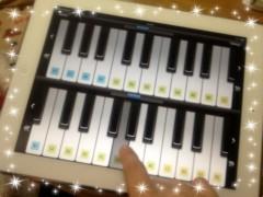 今井仁美 公式ブログ/ピアノ 画像1