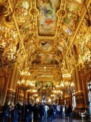 今井仁美 公式ブログ/パリ旅行記〜オペラ座編1〜 画像3