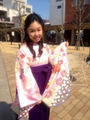 今井仁美 公式ブログ/袴 画像1