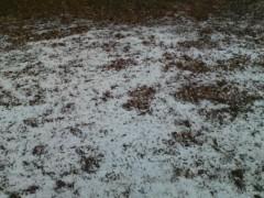 今井仁美 公式ブログ/雪景色 画像1