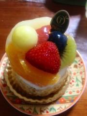 今井仁美 公式ブログ/Cake 画像1