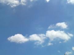 今井仁美 公式ブログ/何雲?? 画像1