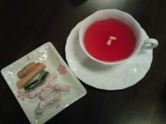 今井仁美 公式ブログ/格子茶 画像2