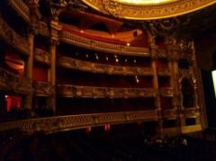 今井仁美 公式ブログ/パリ旅行記〜オペラ座編2〜 画像2