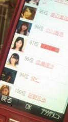 今井仁美 公式ブログ/何位?? 画像1