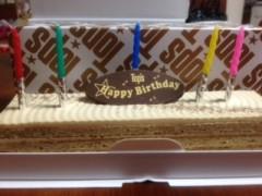 今井仁美 公式ブログ/birthday 画像1