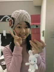 今井仁美 公式ブログ/ふわふわ帽子 画像1