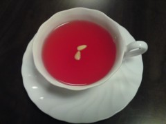 今井仁美 公式ブログ/格子茶 画像1