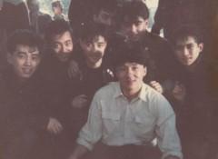 雅まさ彦 公式ブログ/1988年 Jackie Chan さん映画「奇蹟ミラクル」撮影現場(香港マ 画像1