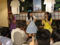今野ゆきみ プライベート画像/そば屋ライブ 20120519-204610