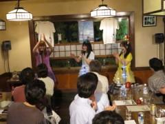 今野ゆきみ プライベート画像/そば屋ライブ 20120519-205238