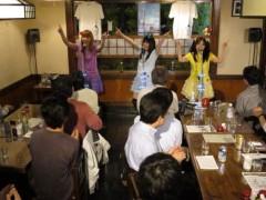 今野ゆきみ プライベート画像/そば屋ライブ 20120519-205122