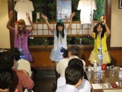 今野ゆきみ プライベート画像/そば屋ライブ 20120519-205032