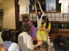 今野ゆきみ プライベート画像/そば屋ライブ 20120519-204834