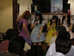 今野ゆきみ プライベート画像/そば屋ライブ 20120519-210414