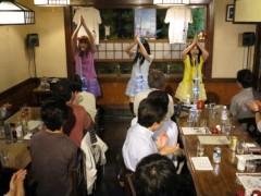今野ゆきみ プライベート画像/そば屋ライブ 20120519-205120