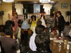 今野ゆきみ プライベート画像/そば屋ライブ 20120519-210534
