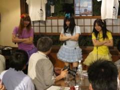 今野ゆきみ プライベート画像/そば屋ライブ 20120519-204830