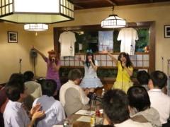 今野ゆきみ プライベート画像/そば屋ライブ 20120519-204720
