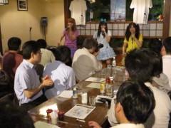 今野ゆきみ プライベート画像/そば屋ライブ 20120519-204644
