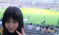 今野ゆきみ 公式ブログ/サッカー観戦☆ 画像1