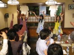 今野ゆきみ プライベート画像/そば屋ライブ 20120519-205406