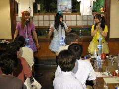 今野ゆきみ プライベート画像/そば屋ライブ 20120519-204944