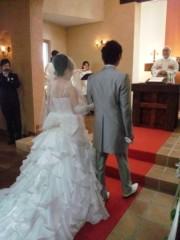 あちゅ(ツーライス) 公式ブログ/結婚式 画像1