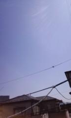 あちゅ(ツーライス) 公式ブログ/晴天 画像1