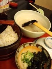 神木智佳 公式ブログ/とろろめし! 画像1