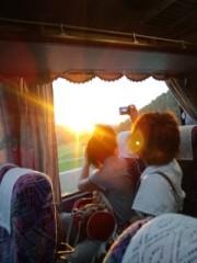 神木智佳 公式ブログ/車内では 画像1