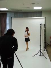 神木智佳 公式ブログ/撮影中! 画像1