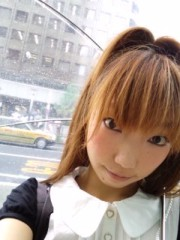 神木智佳 公式ブログ/久しぶりに傘 画像1