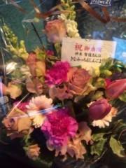 神木智佳 公式ブログ/お花。。。 画像1