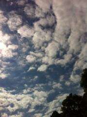 土方くるみ 公式ブログ/おはよ 画像1