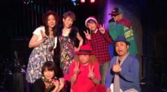 大峯麻友 プライベート画像 2015-12-25クリスマスライブ1
