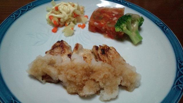リハビリ食2013-9-19夜