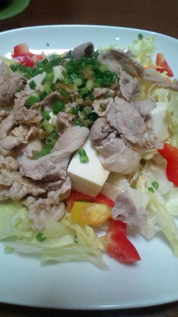 2011.7.2 夕食