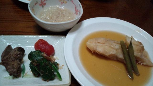 リハビリ食2013-9-20晩