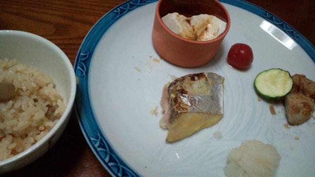 リハビリ食2013-9-24夜