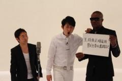 なべやかん 公式ブログ/NON STYLE 石田映画番組やります14地面が近い!!|朝日放送 画像1