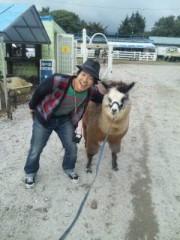 カンカン 公式ブログ/アルパカ牧場 画像1
