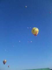 カンカン 公式ブログ/気球!! 画像1