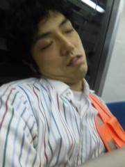 カンカン 公式ブログ/電車移動だね! 画像2