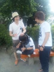 カンカン 公式ブログ/千川の猿!? 画像3