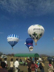 カンカン 公式ブログ/気球!! 画像2