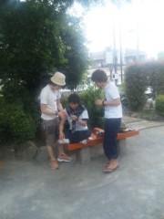 カンカン 公式ブログ/千川の猿!? 画像2