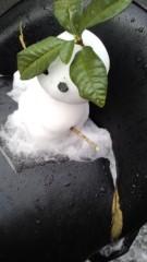 きえにゃん(クキプロ) 公式ブログ/雪だるま 画像2